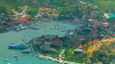 The island of St. Ba