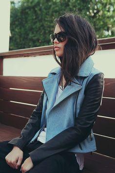I want this jacket. #romwe