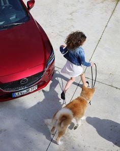 ¿Nos vamos de #finde con la #familia? #Mazda6 #carsofinstagram
