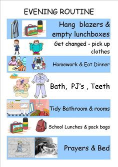 Evening Homework Routine For Kids - image 6