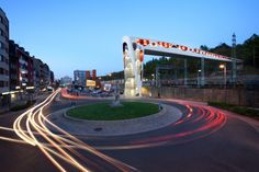 Bridge in Esch / Metaform Architects