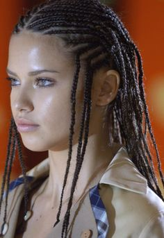 hair styles hair lima alexandre herchcovitch braids amp twists 1573