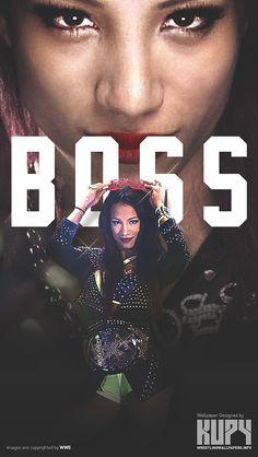 Sasha Banks, Boss, WWE, NXT