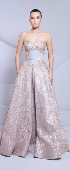 Tarek Sinno Haute Couture #2015 #tareksinno
