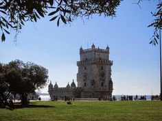 Tower of Belem in Lisbon, Portugal  From: Lisbon – Day 2: Jeronimos Monastery and Tower of Belem