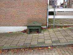 saltbucket to become a datsja for holland russia year 2013. www.denkbeelden.com