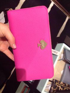 Kate spade wallet. Swoon