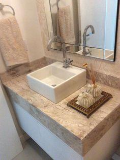 Small Bathroom, Sink, Ideas, Home Decor, Bathroom Sinks, Amazing Bathrooms, Bathroom Remodeling, Wash Hand Basin, Homes