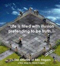 The afterlife of Billy Fingers Optical Illusion Photos, Optical Illusions Pictures, Cool Optical Illusions, Illusion Pictures, Art Optical, Illusion Art, Brain Teasers, Mc Escher, Escher Art