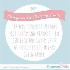 Frases de Mãe - Frases de Maternidade - Mother