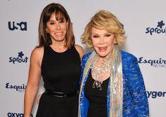 Joan and daughter Melissa (FilmMagic)