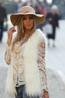 SHOP DIVERGENCE CLOTHING http://divergenceclothing.com/accessories/hats/boho-beige-floppy-hat.html  #floppyhat #bohofashion #coachella  FLOPPY HAT