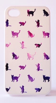 Galaxy Cat iPhone Case - Featured Goods | Uncovet