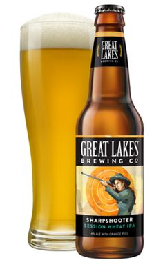 Sharpshooter™ Session Wheat IPA | Great Lakes Brewing Company