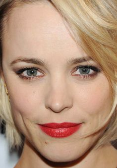 Close-up of Rachel McAdams at the 2015 Gotham Independent Film Awards. http://beautyeditor.ca/2015/12/09/best-beauty-looks-rachel-mcadams