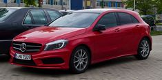 Mercedes-Benz A 200 AMG Line (W 176) – Frontansicht, 25. Mai 2013, Hilden - Mercedes-Benz - Wikipedia, the free encyclopedia