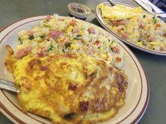 Famous fried rice @ Guam