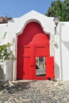 a door within a door