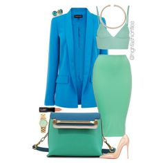 Spring Fling by highfashionfiles