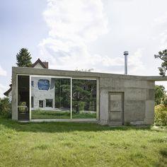 Brandlhuber, Emde, Schneider - Anti-villa, Krampnitzsee 2014