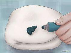 Bildtitel Make Cold Porcelain Step 13