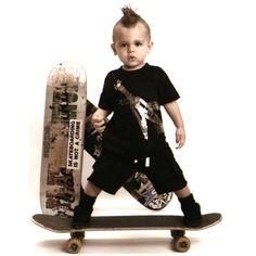 Little skater boy :)
