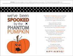 SHARE | Phantom Pumpkin