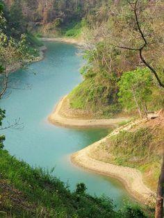 Kaptai lake, Rangamati... #BeautifulPlaces #Bangladesh #YourNewRoommate