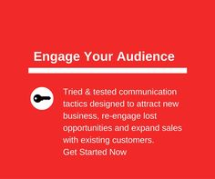 Engage Your Audience  Tried & tested communication tactics designed to attract new business, re-engage lost opportunities and expand sales with existing customers. Get Started Now http://cleverpanda.co.uk/  #marketingconsultantLondon #facebookadvertising #displayadvertising #emailmarketing #localsearchoptimization #reputationmanagement #retargeting #socialmediamarketing #webdesign
