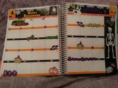Love this! #eclifeplanner #halloween