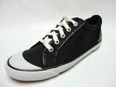 COACH A1844 BARRETT 12CM Signature Black / Black Sneakers lace-up shoes  NEW #Coach #fashionsneakers