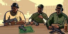 Track List de emisoras de Hip Hop de la saga GTA