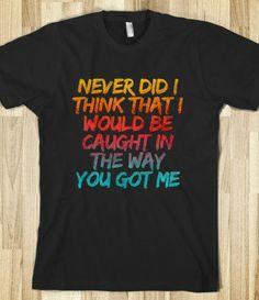 Just Dance! Shake the stress away. Doo do doo do just dance. Printed on Skreened T-Shirt Cheer Mom Shirts, Tee Shirts, Hockey Shirts, Vinyl Shirts, Sorority Shirts, Death Metal, Panic! At The Disco, Band Merch, I Work Out