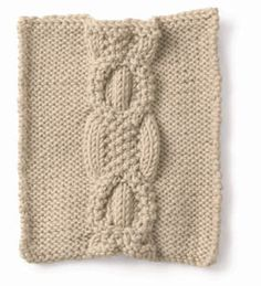 Learn to knit beautiful cables with these patterns and tutorials!