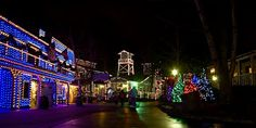 Dollywood's Christmas in the Smokies