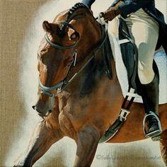 Sally Lancaster - Equestrian Artist