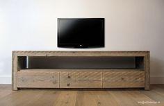 TV meubel 'Vittali' | Steigerhout | Te koop bij w00tdesign by w00tdesign | Meubels van steigerhout, via Flickr