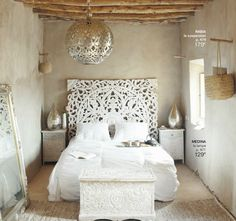 1000 images about chambre adulte on pinterest deco zen and mauve - Fluwelen hoofdeinde taupe ...