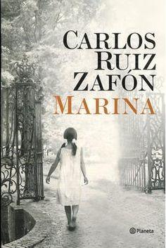 Marina. Carlos Ruiz Zafón.