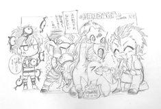 Nanbaka Anime, Anime Guys, Pokemon Crossover, Mermaid Princess, Manga Games, I Love Anime, Dear God, Queen, Chibi