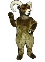 Mascot costume #2609-Z Mountain Goat