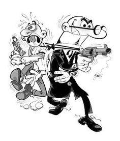 Mortadelo y Filemón: Crazy guys/ Historietas de siempre y siempre divertidas