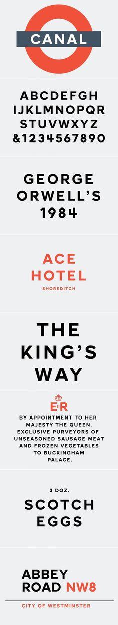 Canal, typography, poster, sans serif, design, print, type, lettering, alphabet