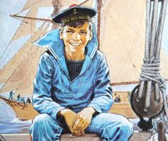 #Seepfadfinder aus Frankreich ---- #Seascout from France