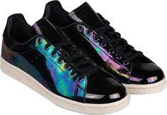adidas Originals STAN SMITH [BLACK/BLACK/BLISS] D67655
