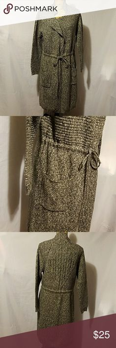 """Duster cardigan Duster cardigan.Size XL and 46"""" long.Gray color.new.Make an offer coin 1804 Jackets & Coats Blazers"""