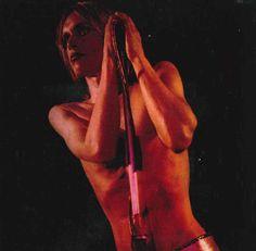 Personnel: Iggy Pop, Ron Asheton (vocals); James Williamson (guitars); Scott Asheton (drums). Audio Mixers: David Bowie; Iggy Pop. Photographer: Mick Rock . Though the Stooges were on the verge of bre
