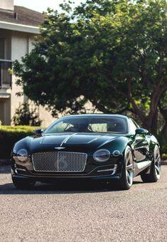 best ideas for luxury cars bentley aston martin Bentley Auto, Bentley Exp 10, Bentley 2017, Bentley Motors, Maserati, Bugatti, Design Autos, Bentley Continental Gt, Expensive Cars
