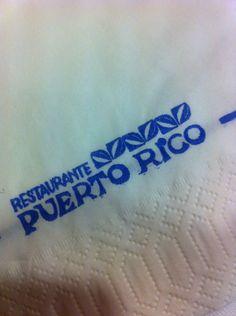 Restaurante Puerto Rico in Madrid, Madrid