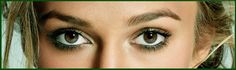 These striking brown eyes starred alongside Captain Jack Sparrow.to which English actress do they belong? David Green, Captain Jack Sparrow, English Actresses, Autumn Trees, Eyewear, Brown Eyes, Image, Beauty, Fall Trees